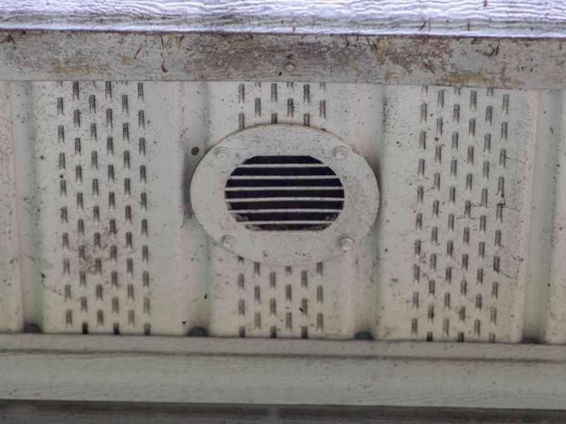 soffit vent pipe